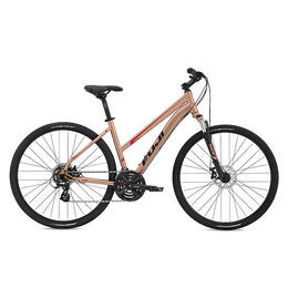 Fuji Women's Traverse 1.7 Disc ST Lifestyle