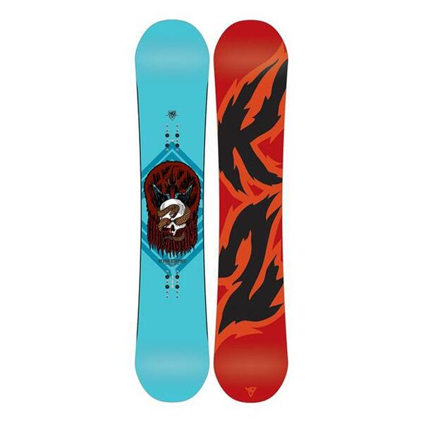 K2 Snowboarding Men's Hit Machine Wide Snowboard '15