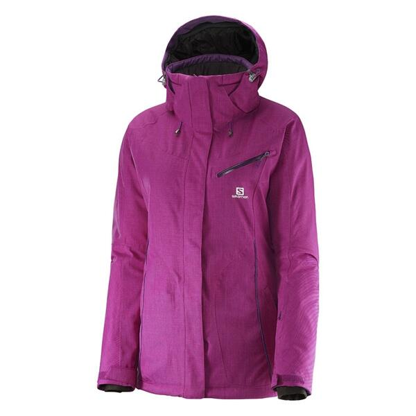 Salomon Women's Fantasy Insulated Ski Jacket