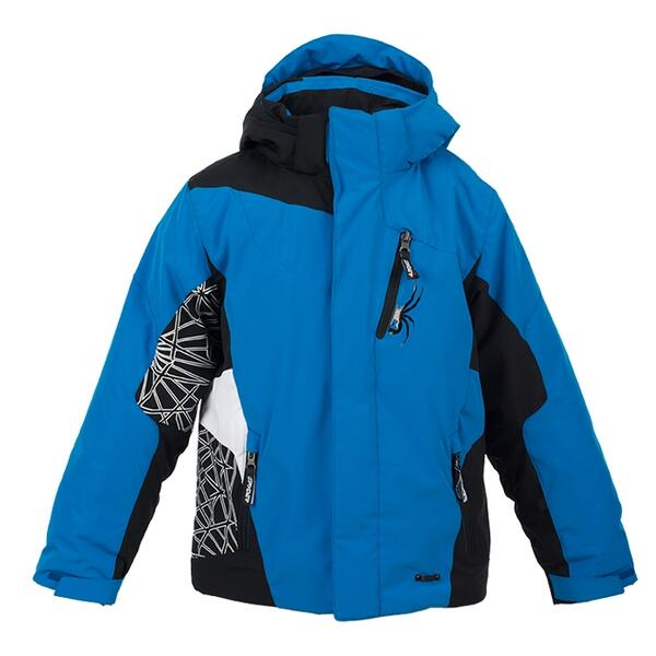 Spyder Boy's Challenger Insulated Jacket