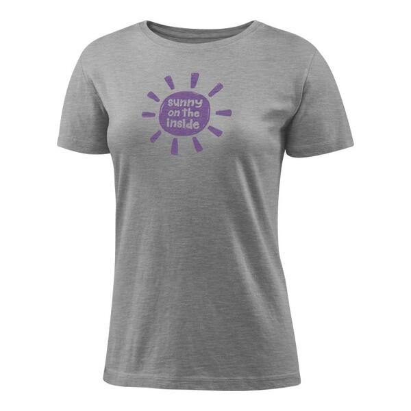 Life Is Good Women's Sunny Short Sleeve Creamy Tee