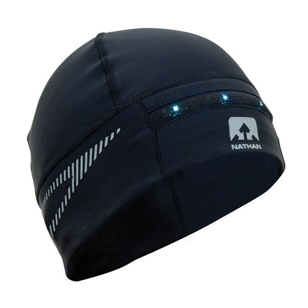 Nathan Men's Domelite Skull Cap With Lightwave