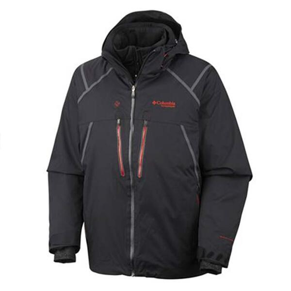 Columbia Sportswear Men's Electro Amp Insulated Parka
