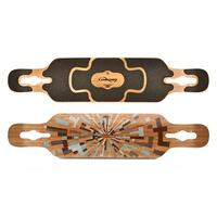 Loaded Boards Tan Tien Flex 3 Deck
