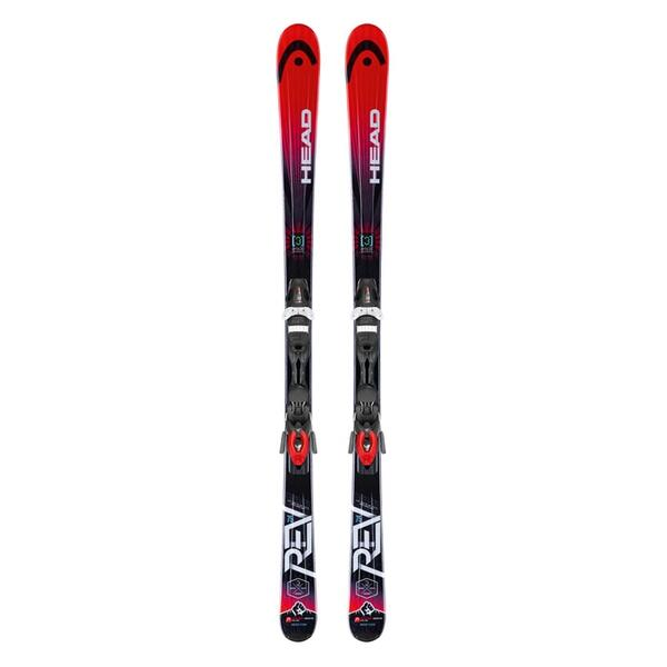 Head Men's Rev 75 All Mountain Skis with PR 10 Bindings '15