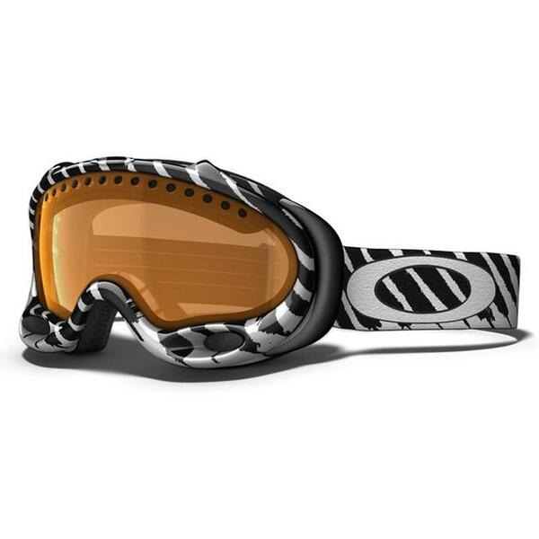 Oakley Shaun White A Frame Goggles with Persimmon Lens