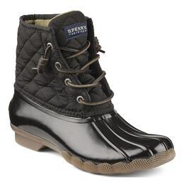Sperry Women's Saltwater Quilted Nylon Casual Boots