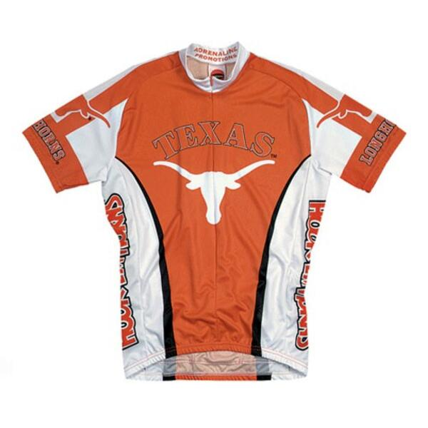 Adrenaline Univeristy Of Texas Bike Jersey