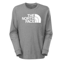 The North Face Men's Long Sleeve Half Dome T-shirt