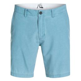 Quiksilver Men's Washed 19in    Amphibians Boardshorts