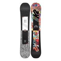K2 Snowboarding Men's Subculture Wide Snowboard '16
