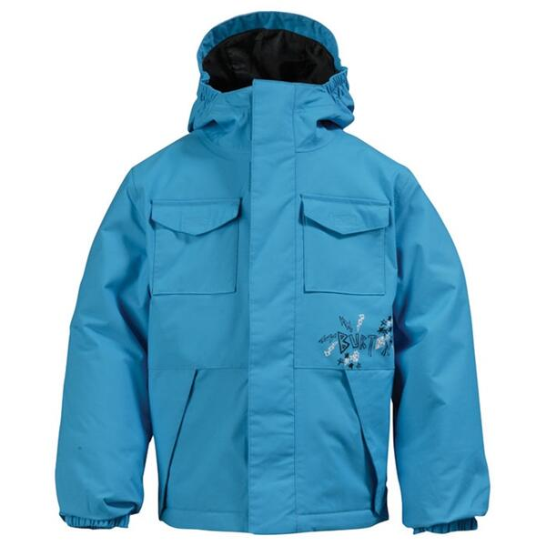 Burton Insulated Minishred Ruler Jacket