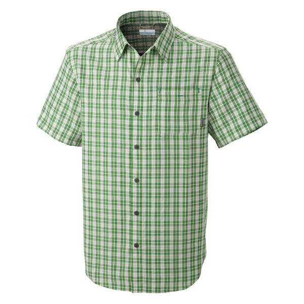 Columbia Men's Endless Trail Short Sleeve Shirt