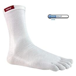 Injinji Men's Sport Original Weight Crew Socks