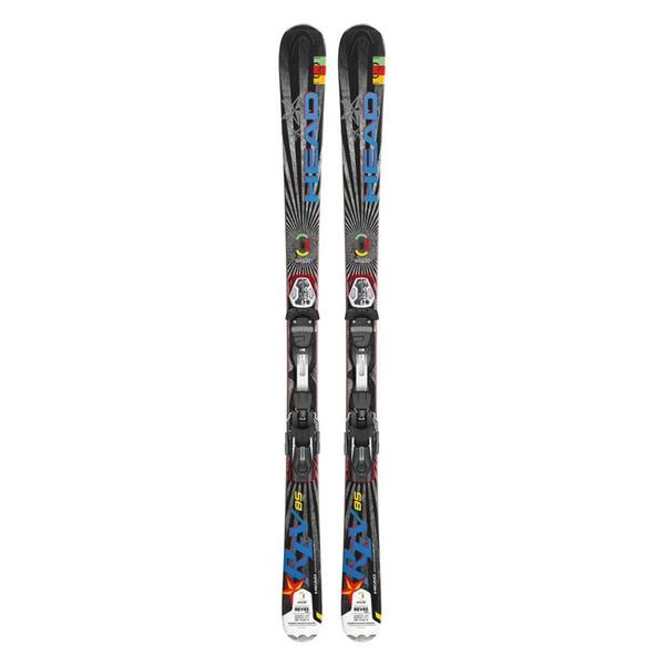 Head Men's Rev 85 Pro All Mountain Skis with Mojo 11 Bindings '13