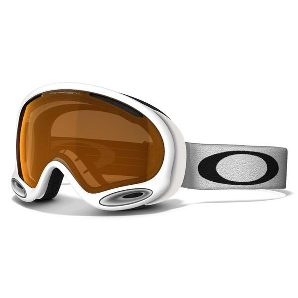 Oakley A Frame 2.0 Snow Goggles with Persimmon Lens