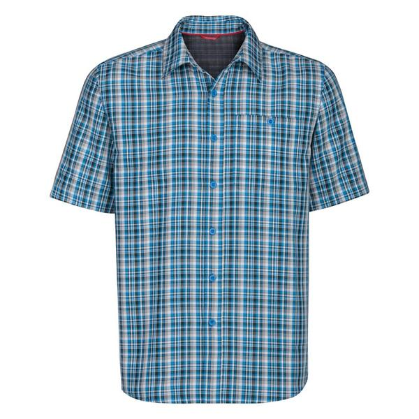 The North Face Men's Stanage Woven Shortsleeve Shirt