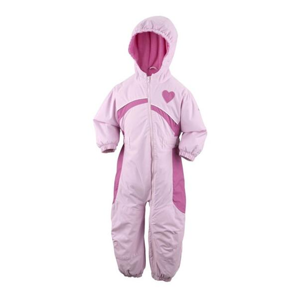 Columbia Sportswear Infant Girl's Mazzy Munchkin Snow Suit