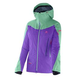 Salomon Women's Soulquest Bc Gore Tex 3l Jacket