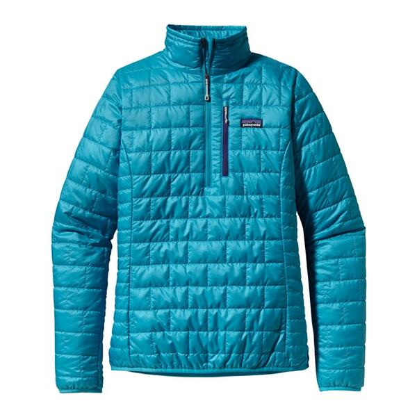 Patagonia Women's Nano Puff Pullover Jacket