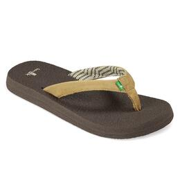 Sanuk Women's Yoga Mat Primo Sandals