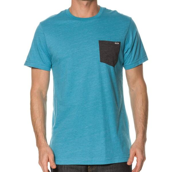 Volcom Men's Springish Twist Short Sleeve Pocket Tee