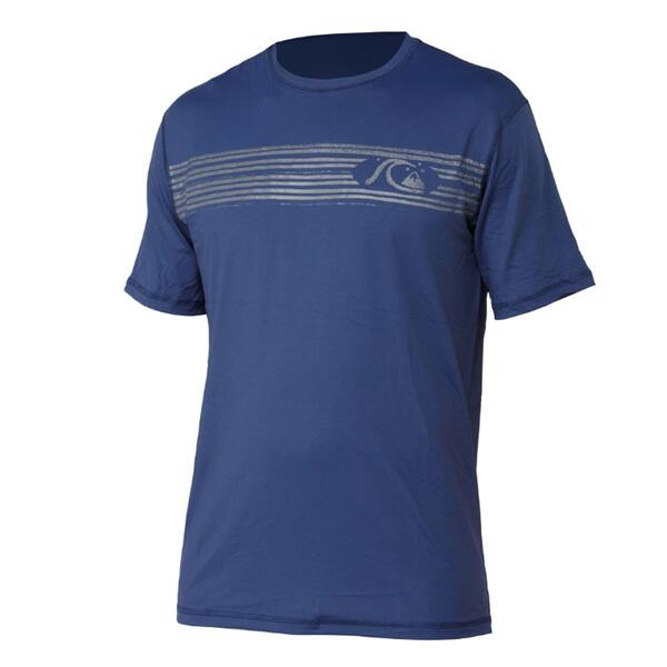 Quiksilver Men's Off The Wall 2 SS Rashguard