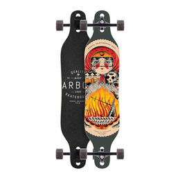 Arbor Axis AC Complete Longboard