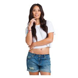 Billabong Jr. Girl's The Johnny Denim Short