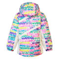 Snow Dragons Toddler Girl's Zingy Ski Jacket
