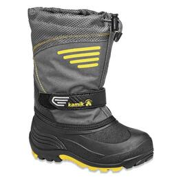 Kamik Youth Coaster3 Waterproof Rubber Winter Boots