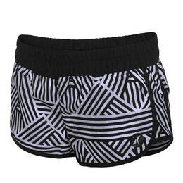 Hurley Jr. Girl's Supersuede Printed Beachrider Boardshorts