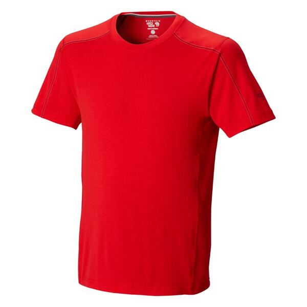 Mountain Hardwear Men's Coolhiker Short Sleeve Tee Shirt