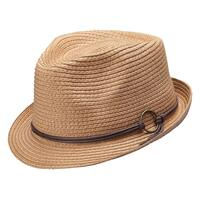 Peter Grimm Women's Anita Fedora Hat (Tan)