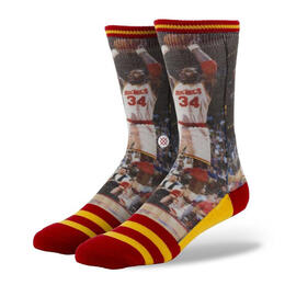 Stance Men's Hakeem Olajuwon Casual Socks