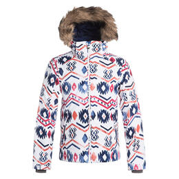 Roxy Girl's American Pie Snow Jacket