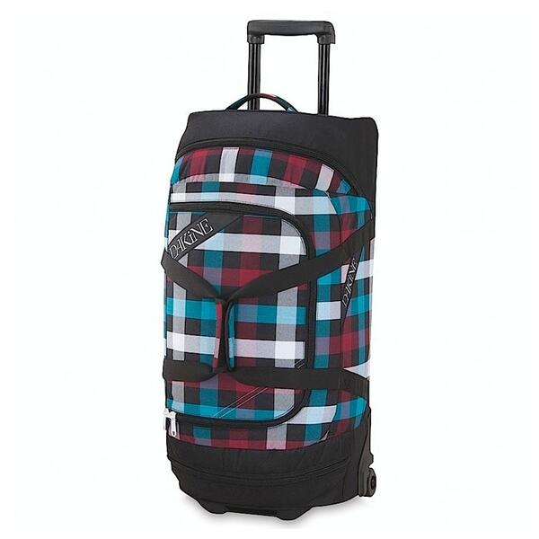 Dakine Women's Wheeled Duffle 58L Travel Bag