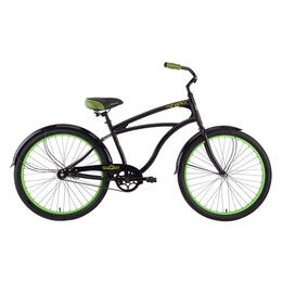Del Sol Men's Tradewind Cruiser Bike '14