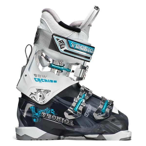 Tecnica Women's Cochise 90 W All Mountain Ski Boots '13