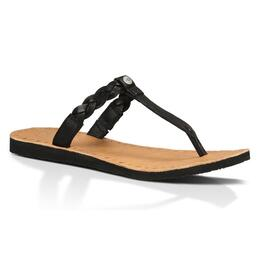 UGG® Women's Bria Leather Casual Sandals