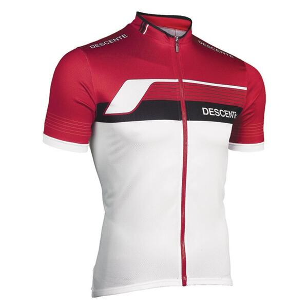 Descente Men's Coolmatic Shortsleeve Cycling Jersey