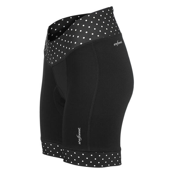 Shebeest Women's Triple S Ultimo Cycling Sh