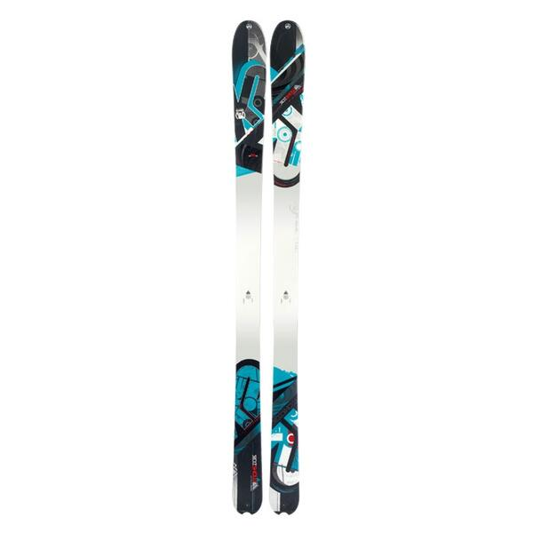 K2 Skis Men's Sideshow All Mountain Skis '12