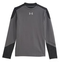 Under Armour Boy's Ua Coldgear Infrared Multiplier Mock