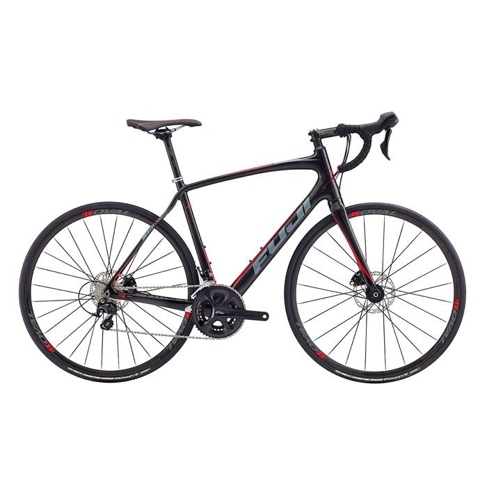 fuji gran fondo 2 3 disc performance road bike  u0026 39 16