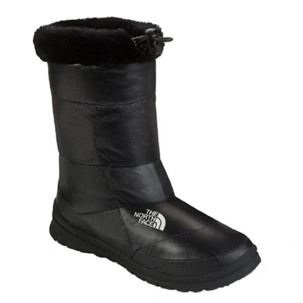 The North Face Women's Nuptse Bootie Fur IV Apres Boots