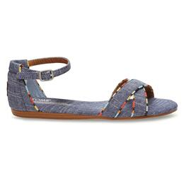 Toms Women's Correa Chambray Casual Sandals