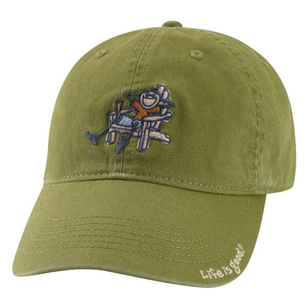 Life Is Good Men's Adirondack Chill Cap