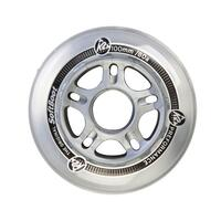 K2 Skate 100mm-85a Inline Skate Wheels (4 Pack)