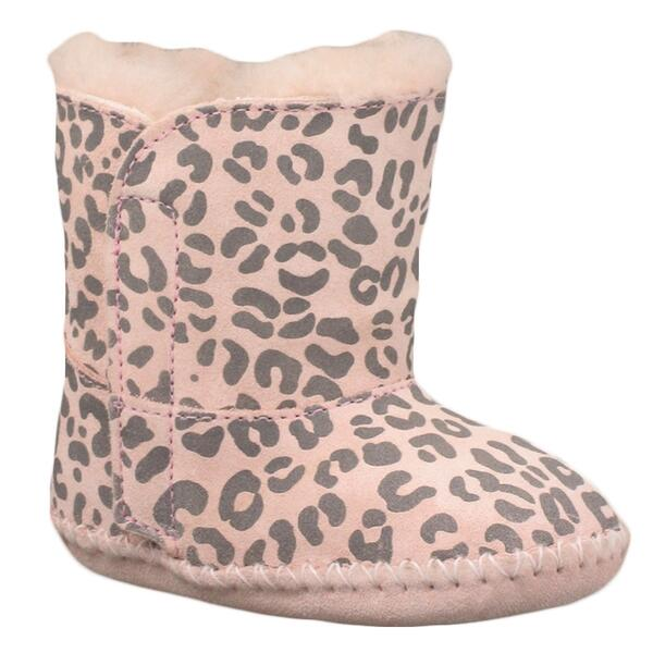 UGG® Infant Cassie Leopard Boots